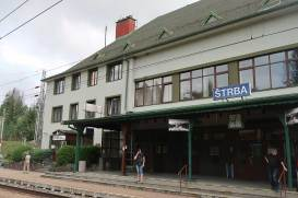 Stanica Štrba