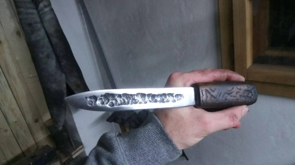 Ako sa kuje Jakutský nôž