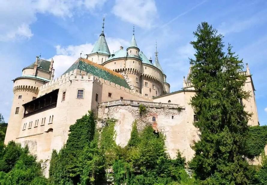 Bojnice hrad