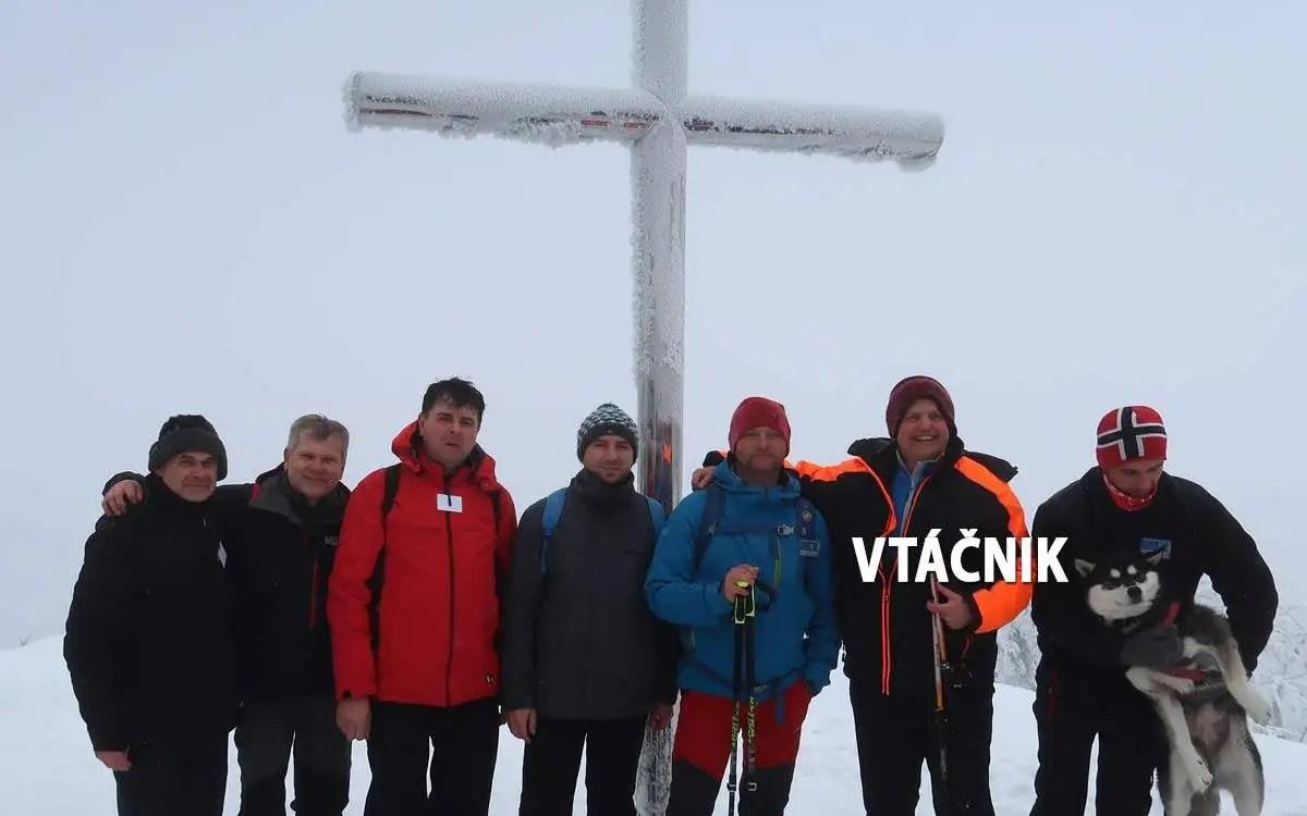 Vtáčnik- turistické trasy/ cyklotrasy