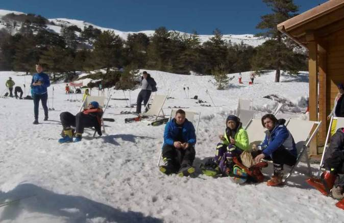 Etna 2019 Sicílska bajkovačka