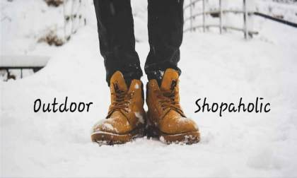 Outdoor shopaholic