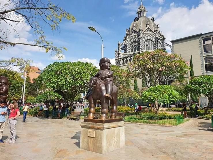 Botero Plaza, Medellín
