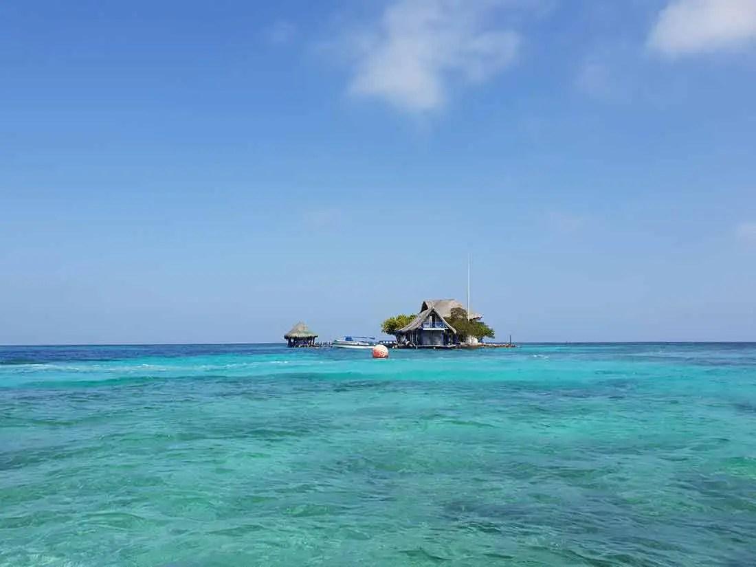 Ostrovy pri Cartageni