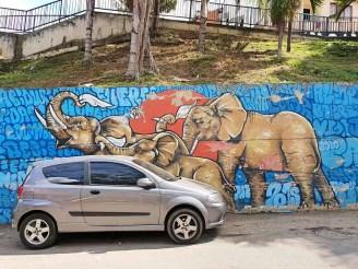 Streetart, Medellín