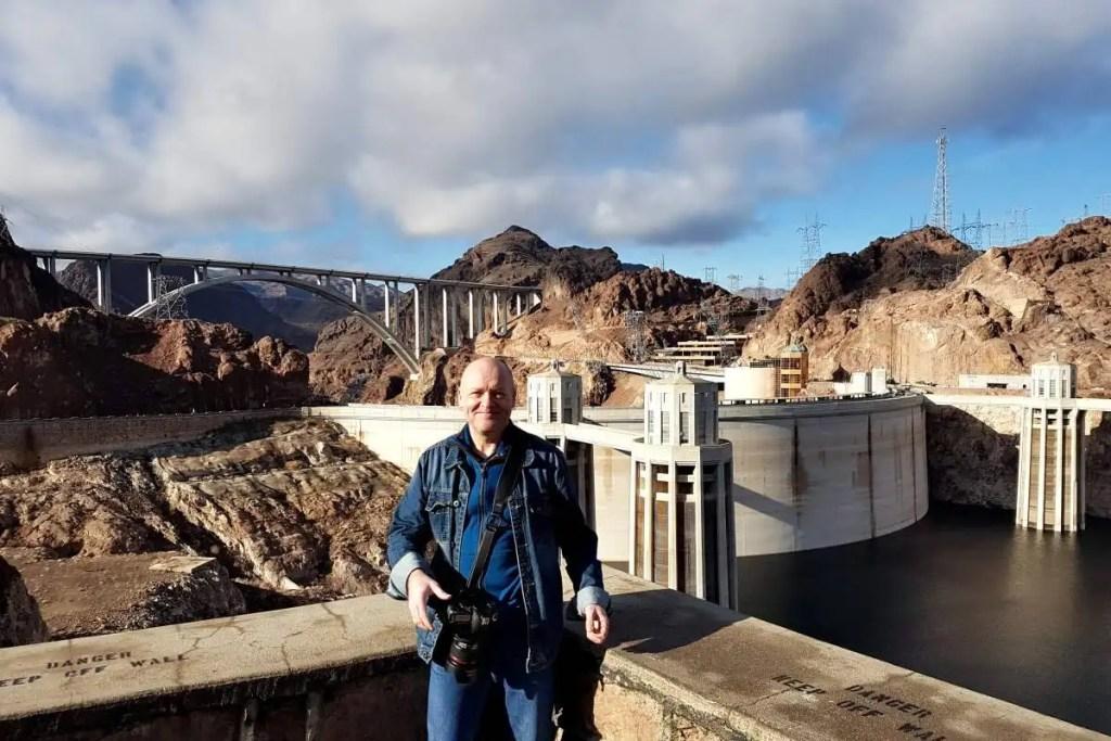 Anryho USA: Hoover Dam