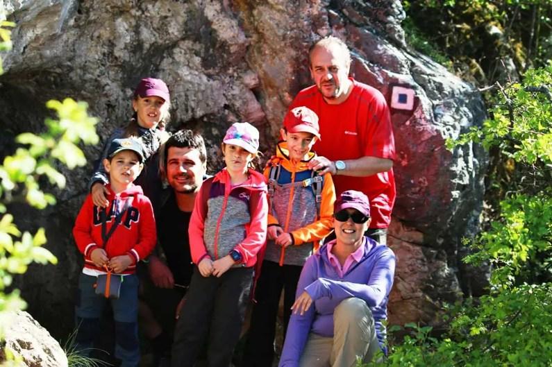 Rodinný zápisník: Výstup na Zobor