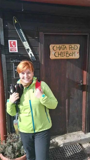 Chata pod Chelbo
