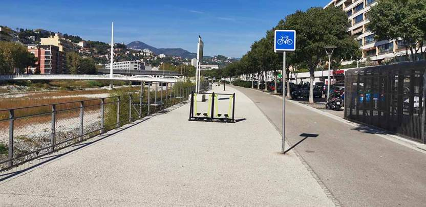 Cyklotrasy NICE sa s tými v Bratislave nedajú zrovnať