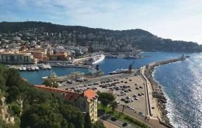 Pohľad na Prístav