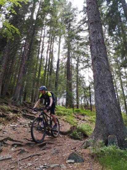 Kečka trail