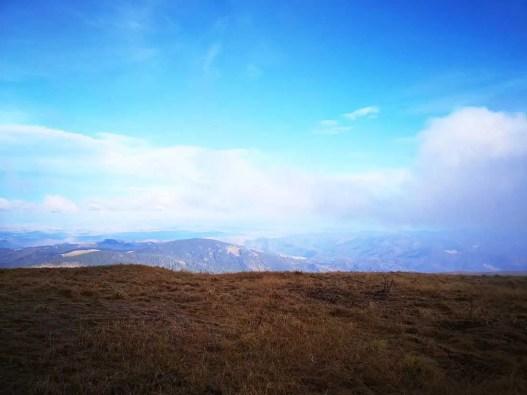 Panorámy z vrchola Kralovej jole