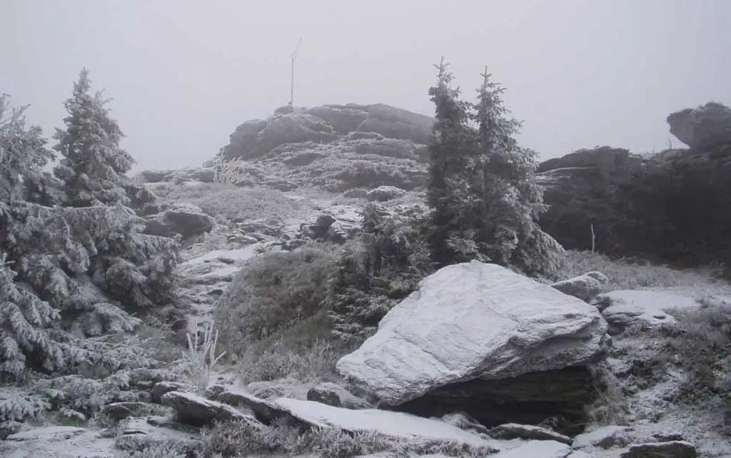 Volovec Skalisko