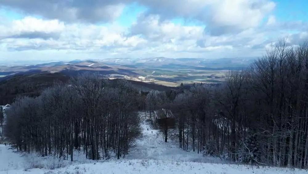 Považský Inovec- turistické trasy/ cyklotrasy
