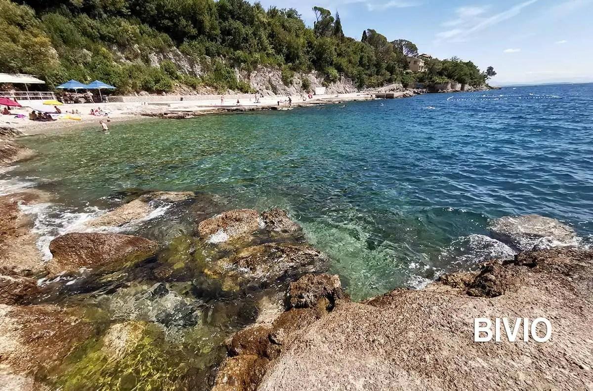Bivio beach