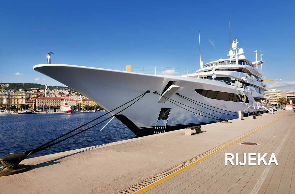 Rijeka port naši ľudia ešte majú rezervy