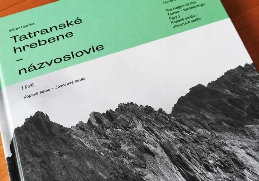 Tatranské hrebene - Názvoslovie
