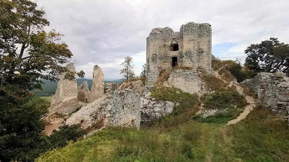 Gýmeš hrad