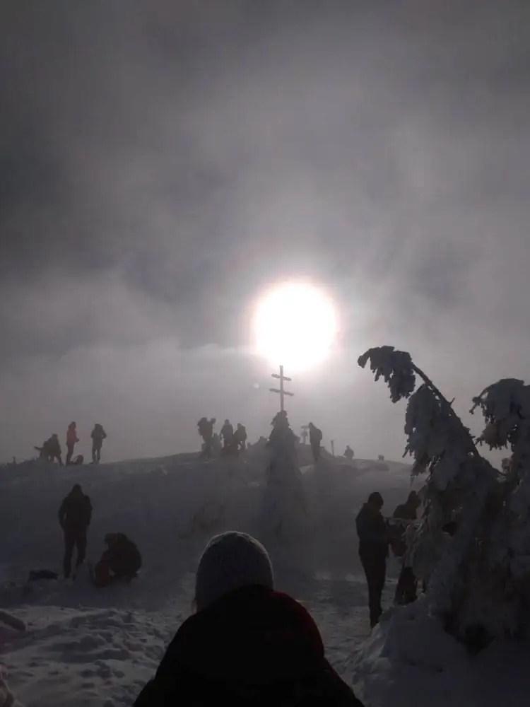 Turistický výstup na Silvestrovský Minčol 2020
