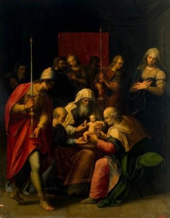 La circuncisión en la antigüedad