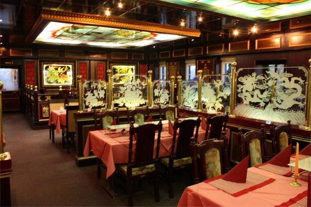 Home Restaurant China Garten