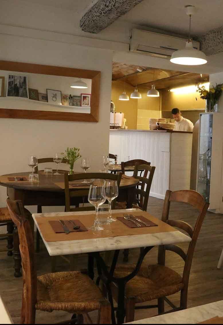 EAT Restaurant Avignon O manger sur Avignon  Bistrot
