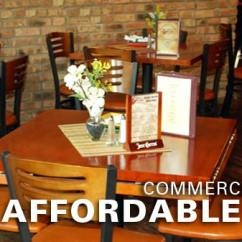 Wooden Restaurant Chairs With Arms Steel Chair Match Furniture Canada Table Tops Bar Wood Booths