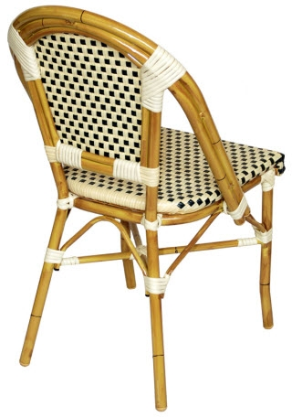 teak folding chairs canada contemporary for living room aluminum bamboo patio chair   restaurant furniture