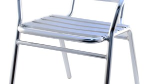 Stainless Steel Patio Chair #CAF 721