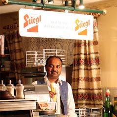 Restaurant Heuberg Wiener Küche und Indische Speisen im Original Schutzhaus Hernals Wien 1170 Sridharan Bhashyam Wiener Wirte