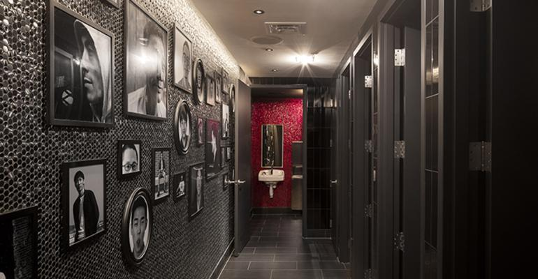 restaurant bathrooms make important brand statement | restaurant