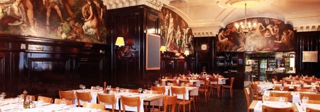 Restaurant Schluuch im braunen Teil