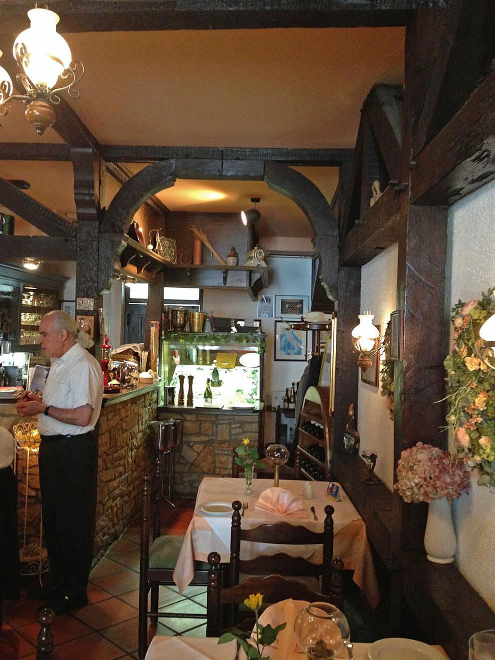 La Fontana das italienische Restaurant in Hameln