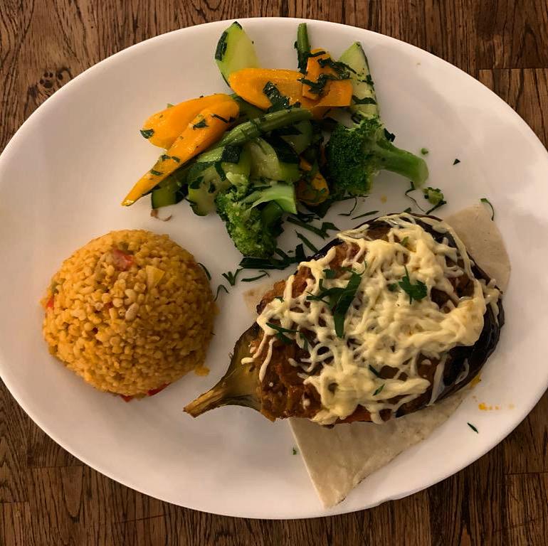 Les végétariens ? Le Restaurant Derya dit oui !