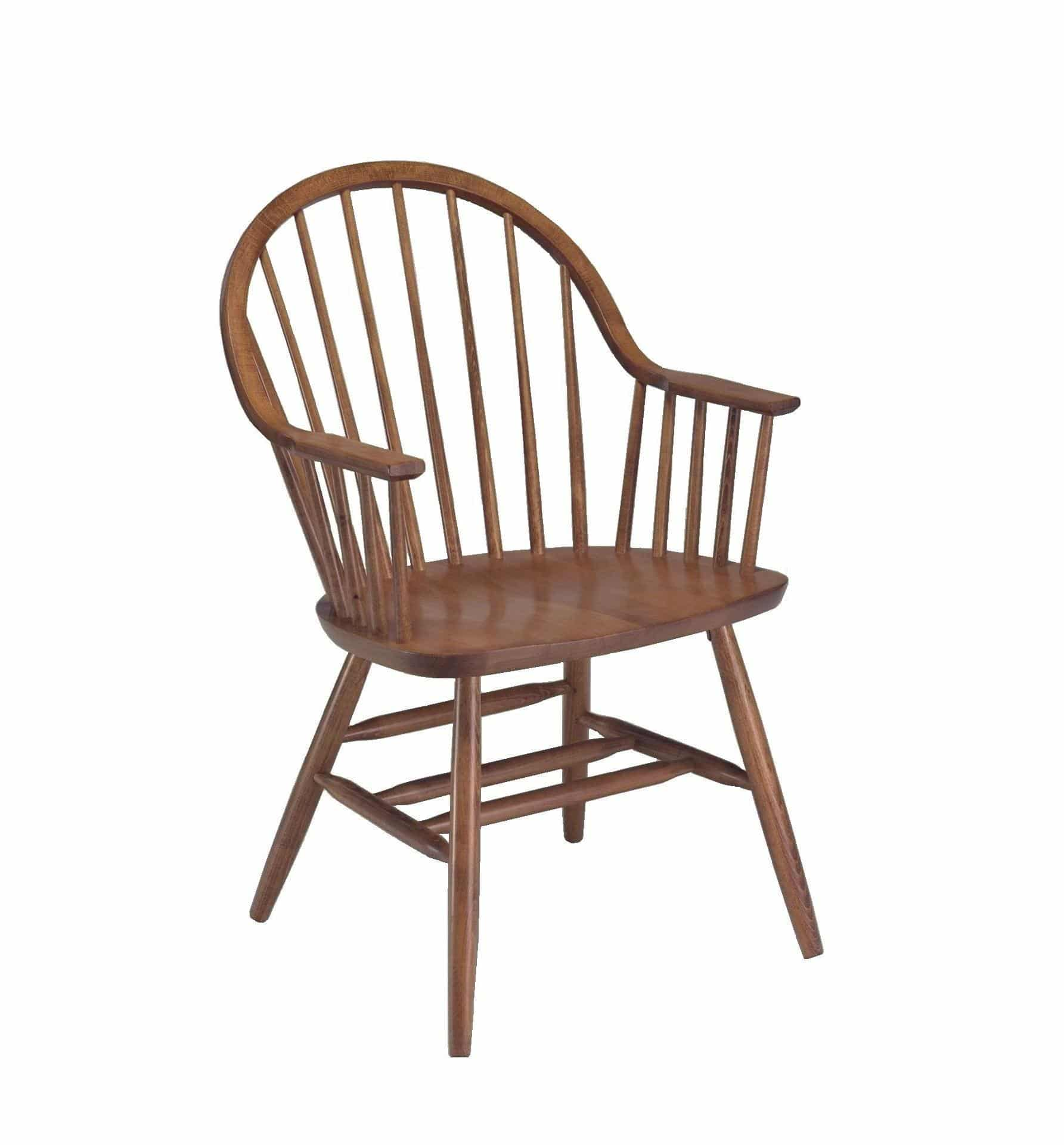 windsor chair with arms dollarama christmas covers colonial arm spindle back model 25 restaurant