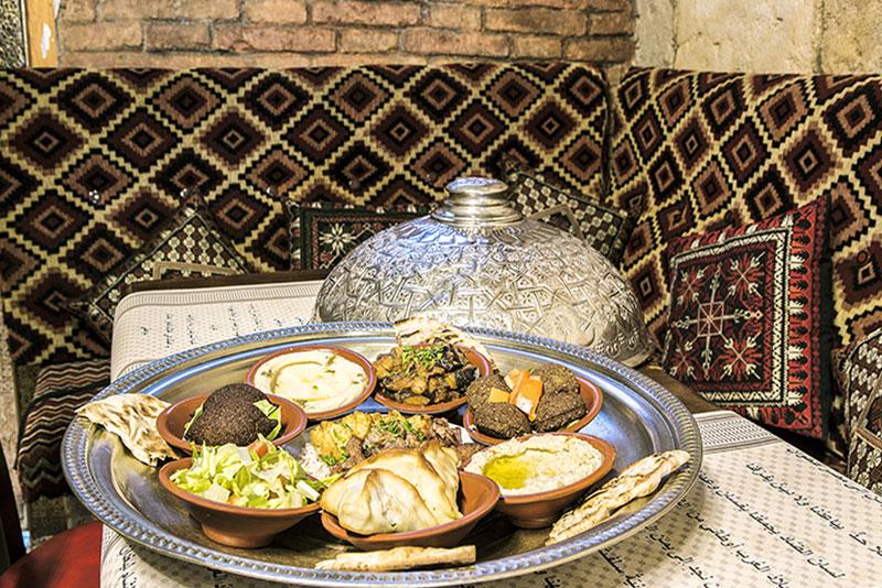 Restaurante Aladdn  Restaurante arabe y libanes Barcelona