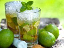 Spirits & Long drinks - Restaurante Barracuda