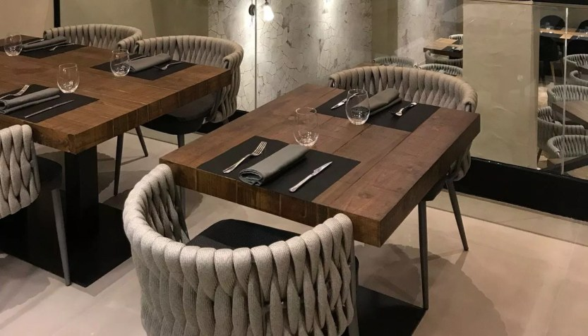 Restaurante Cobarcho (Jaca) - Salon principal