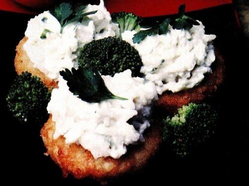 Chifteluţe cu broccoli
