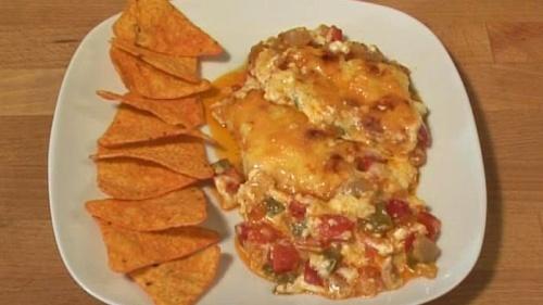 Cum se prepara Spicy Mexican Dip (video)