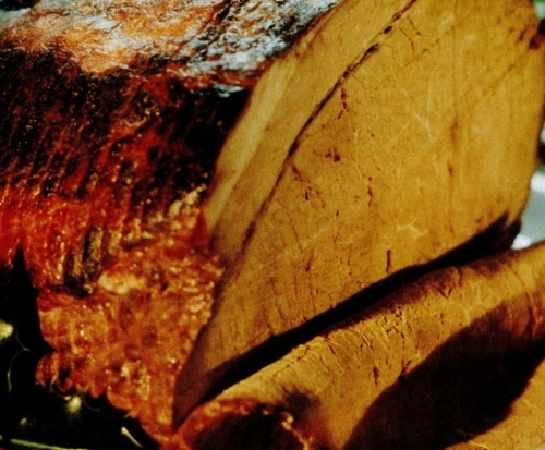 Friptura de porc cu cartofi
