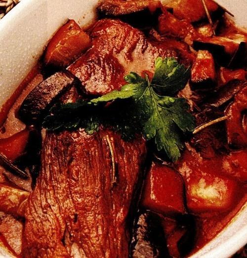 Ghiveci cu carne de porc