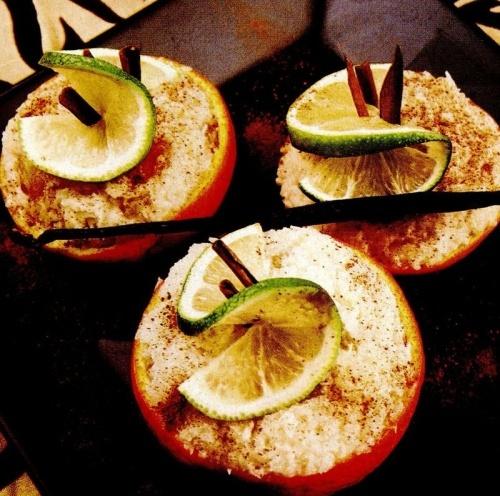 Portocale umplute