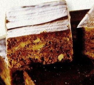 Prajiturele cu nuci si cacao