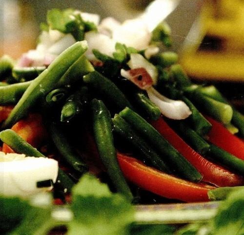 Salata cu sos a la grec
