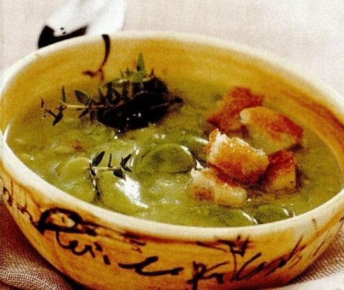 Supa a la Provence
