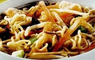 Supa chinezeasca de paste