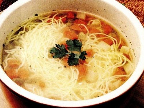 Supă cu kaizer