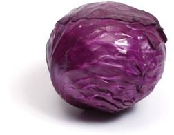 Salata de varza rosie