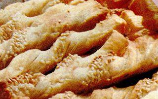 Saratele cu aluat din cartofi